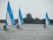 Dinghy sailing lesson in Laser Picos 300x225